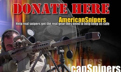 American Snipers Donation