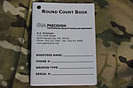 Impact Data Books, Inc. - Custom Round Count Books